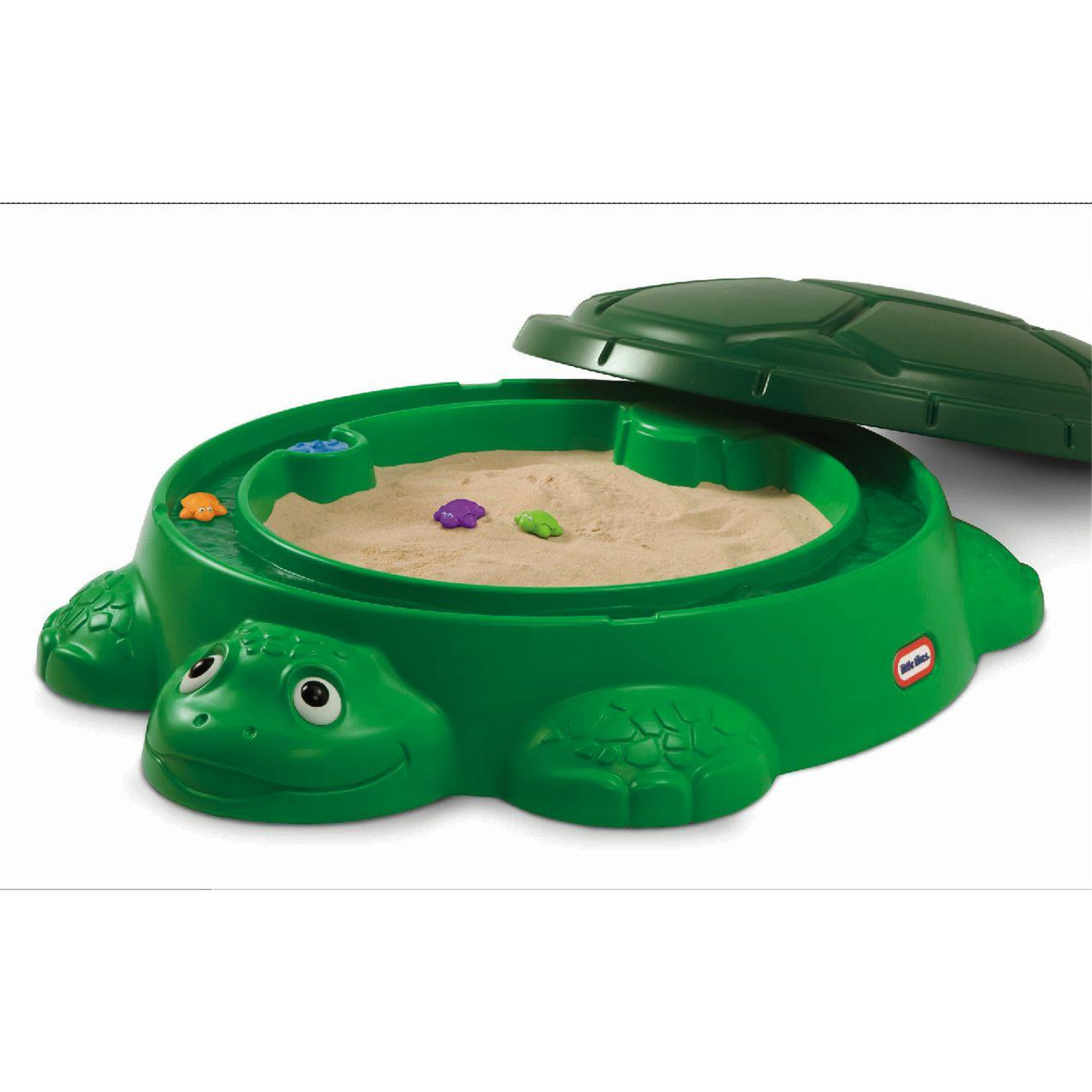 Toys For Sandbox : Little tikes turtle sandbox table toy autism sensory
