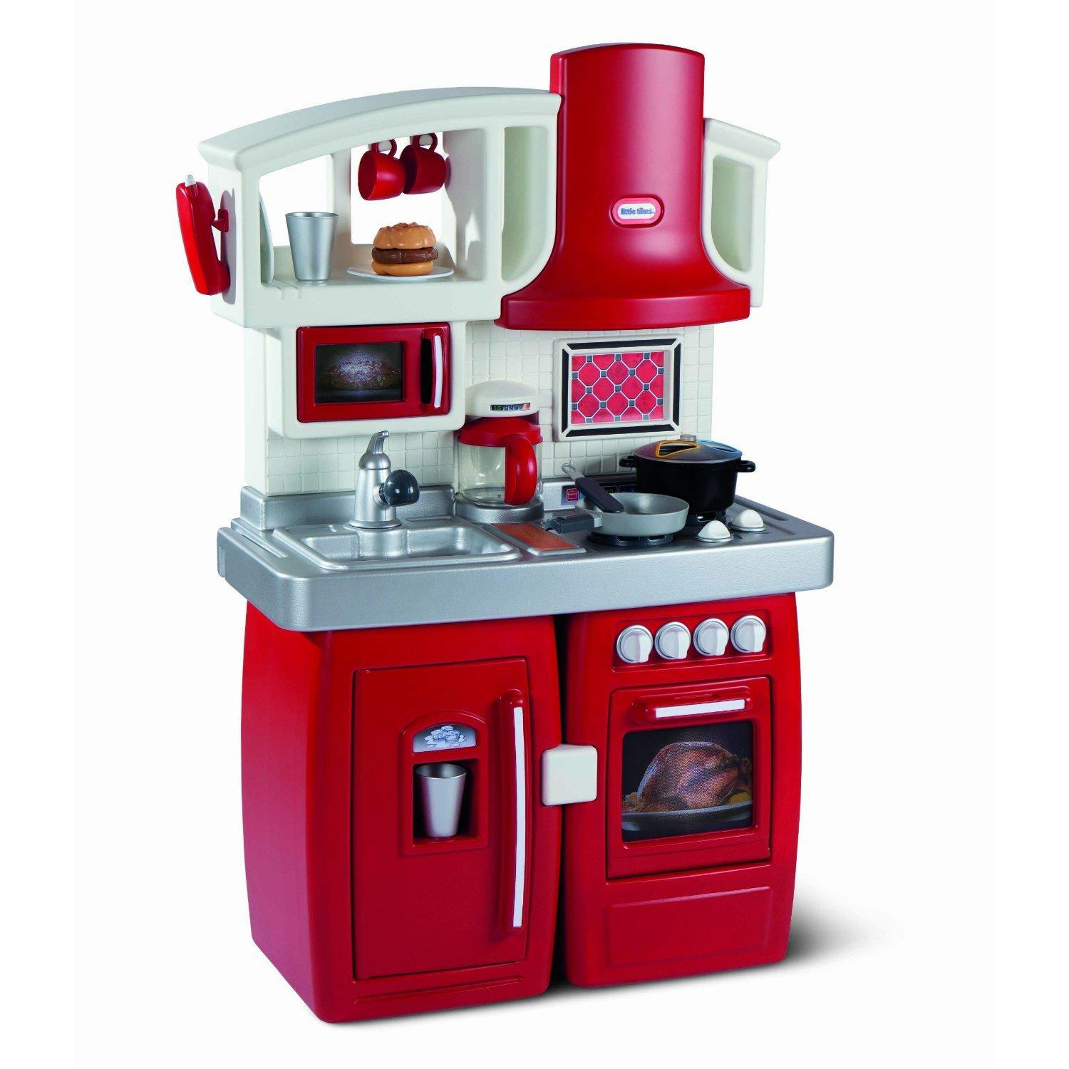Little Tikes Cook 'n Grow Kitchen By OJ Commerce 626012M