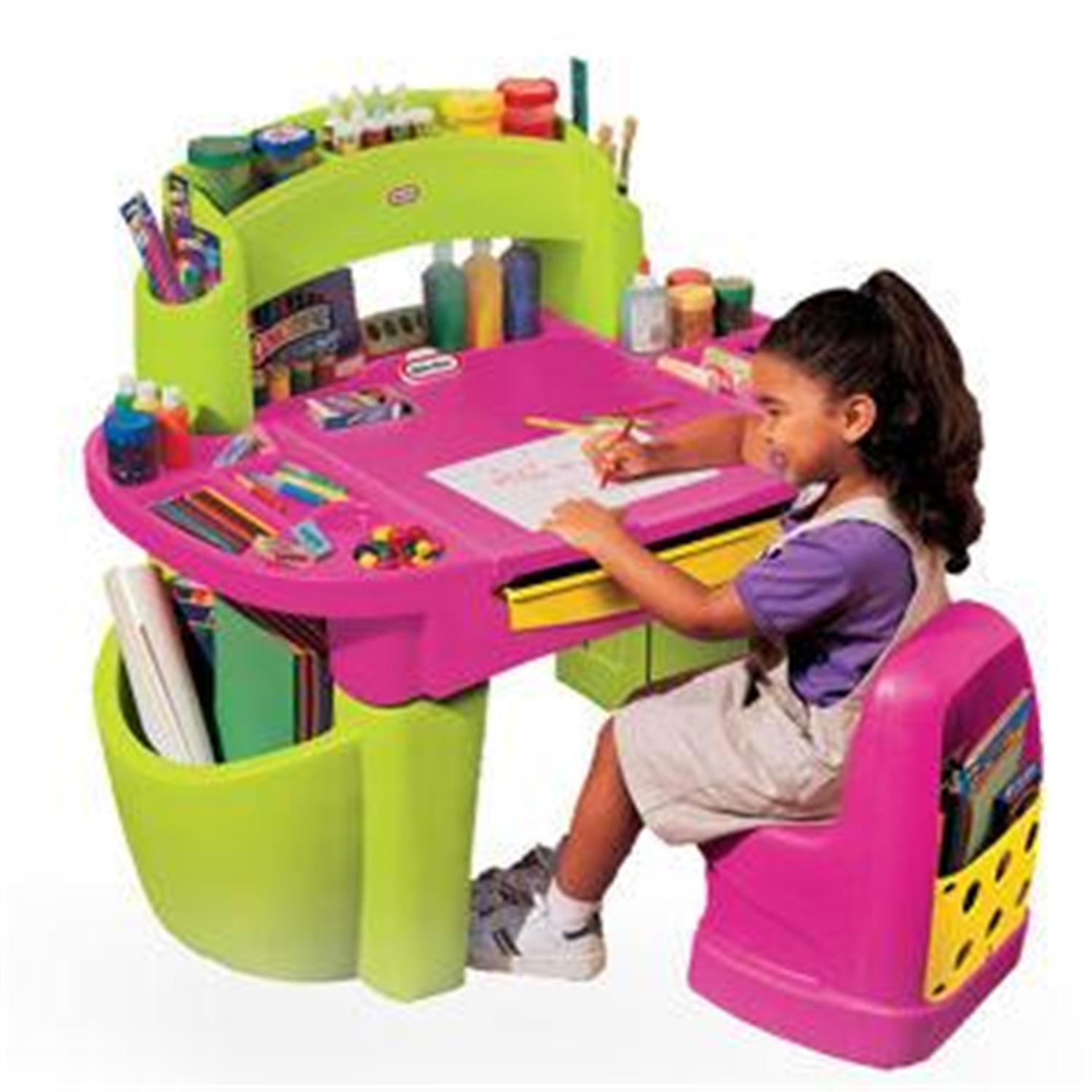 Little Tikes Design Master Studio Desk By Oj Commerce