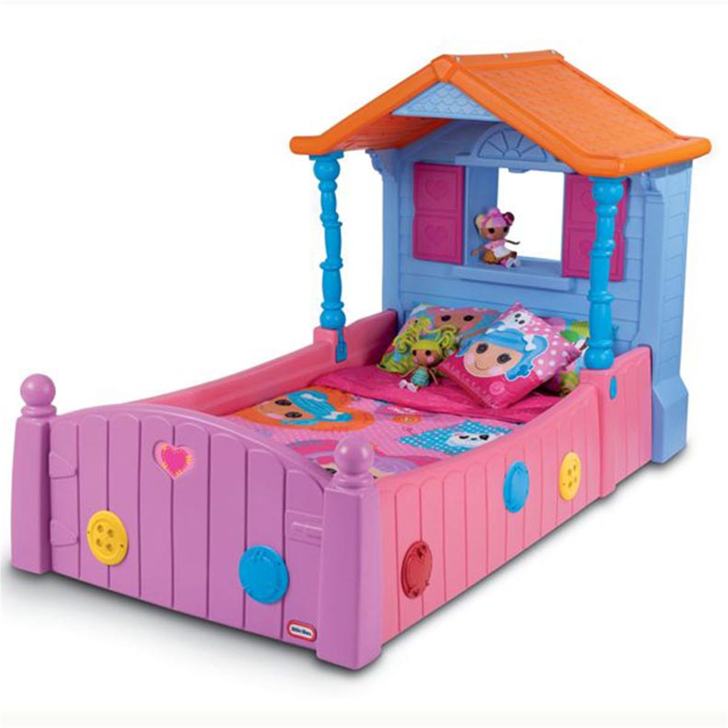 Little Tikes Little Tikes Lalaloopsy Twin Bed By Oj