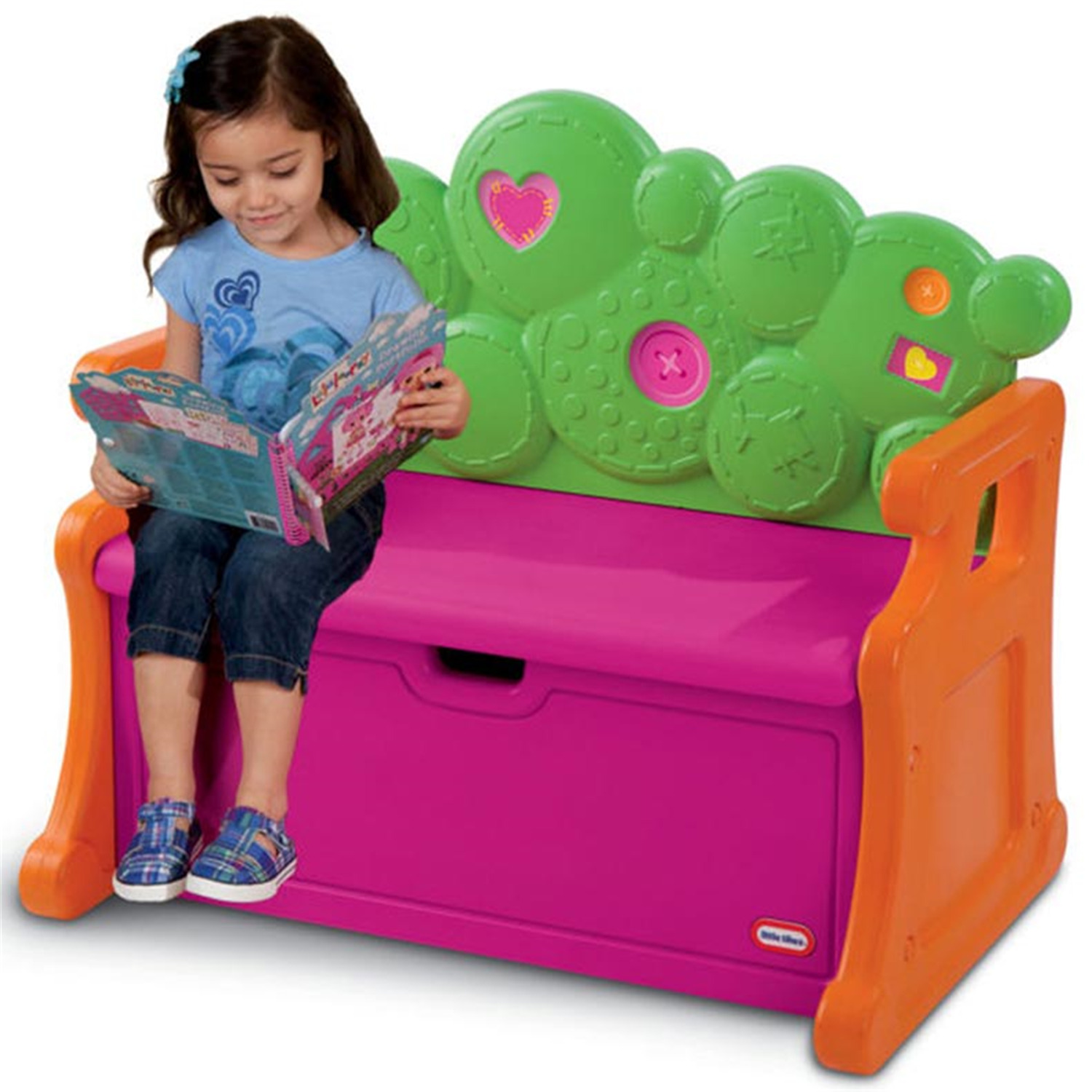 Little Tikes Little Tikes Lalaloopsy Toy Box By Oj Commerce 631870m