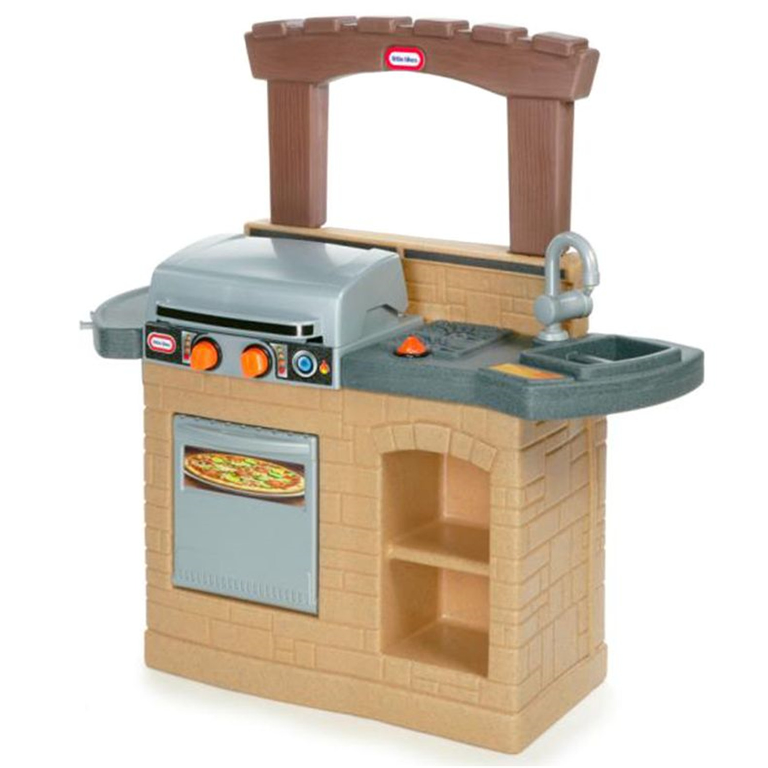Little Tikes Little Tikes Cook 'n Play Outdoor BBQ™ by OJ ...