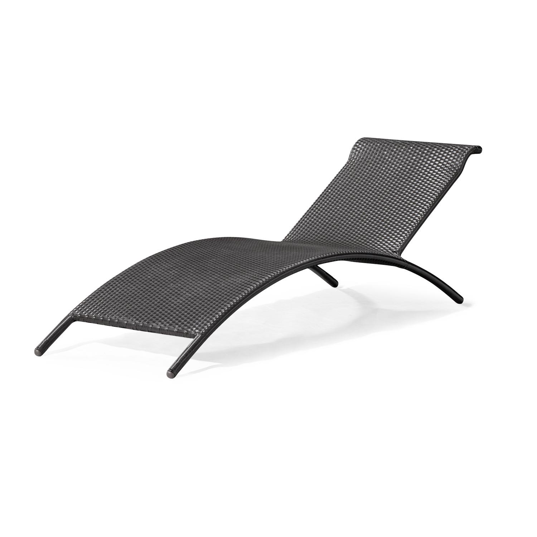 Zuo Modern Biarritz Lounge Chair Espresso by OJ merce A $507 00