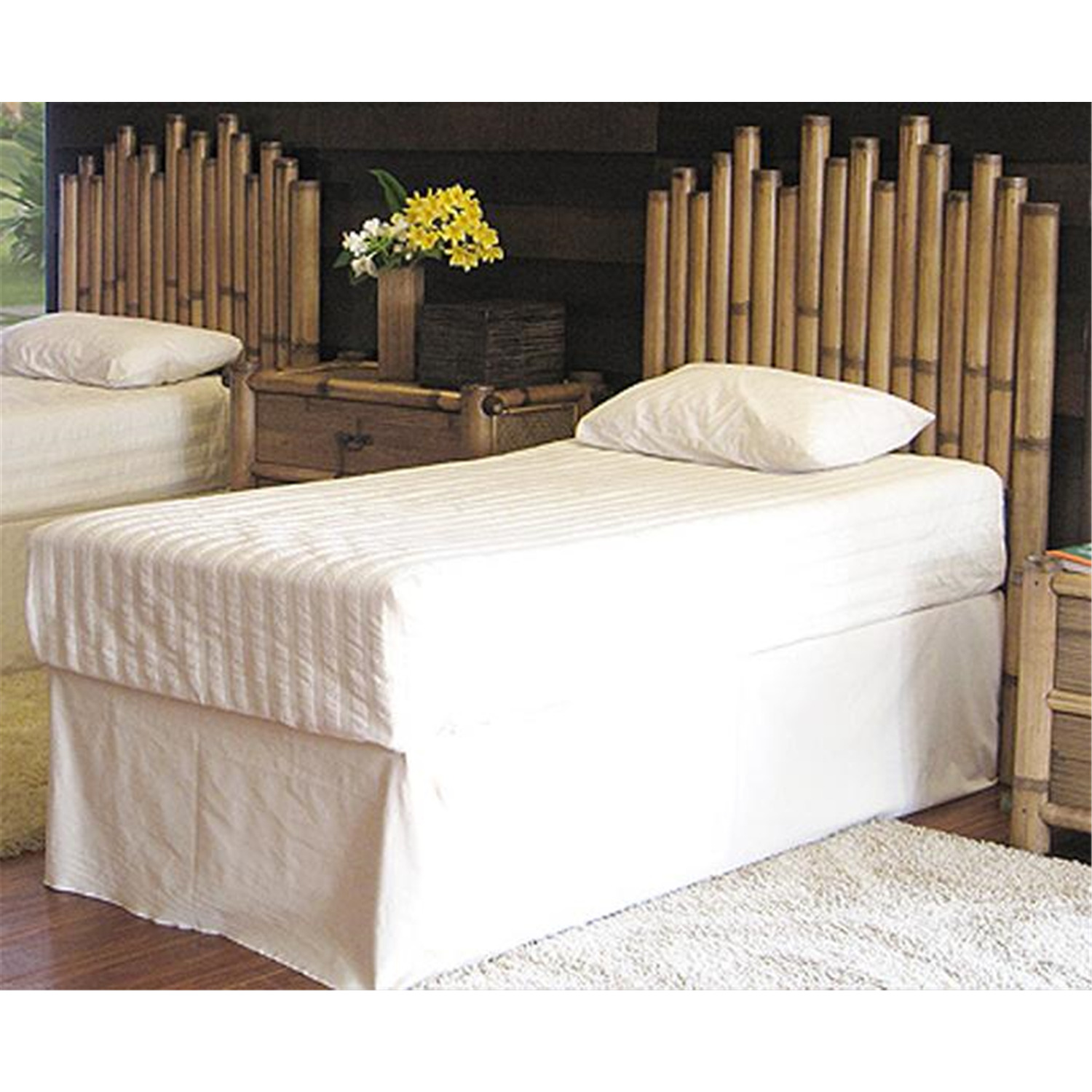 hospitality rattan havana bamboo bedroom set by oj commerce 1