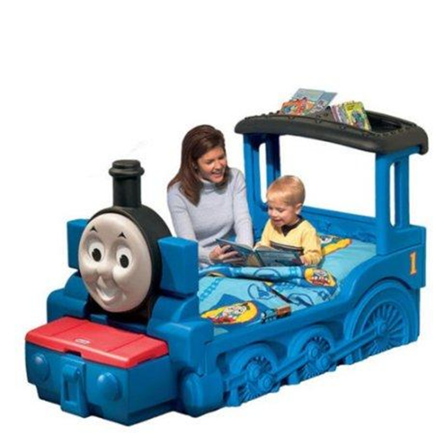 Little Tikes Thomas Amp Friends Train Bed By Oj Commerce