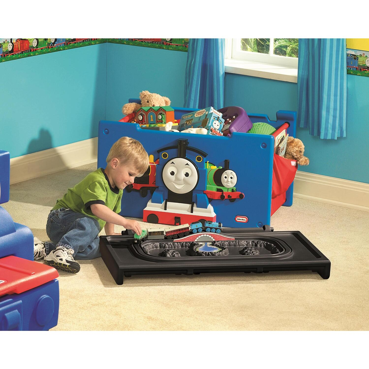 Related Images With Thomas The Train Bedroom Set