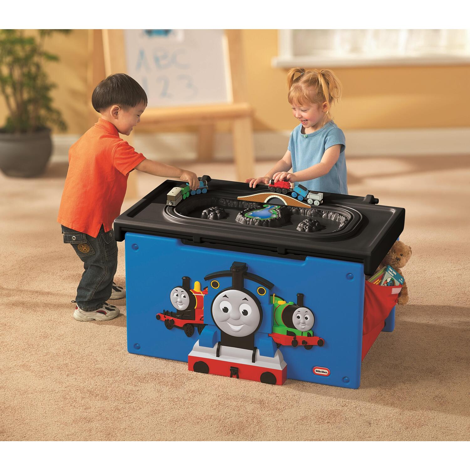 Toys And Friends : Little tikes thomas friends™ toy chest by oj commerce