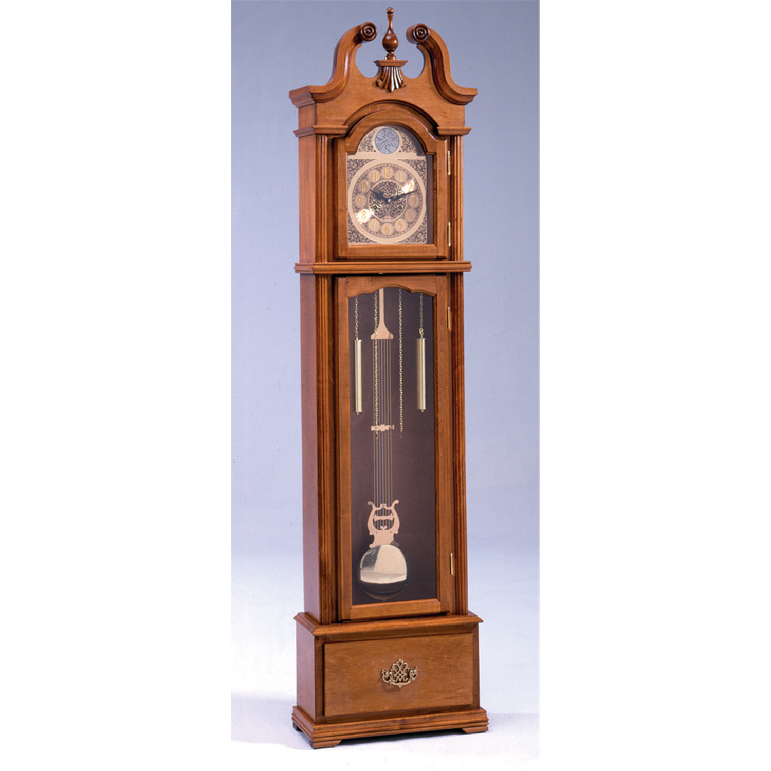 Grandfather Clock Movements http://www.ojcommerce.com/bernards/751516/grandfather_clock_w_quartz_movement
