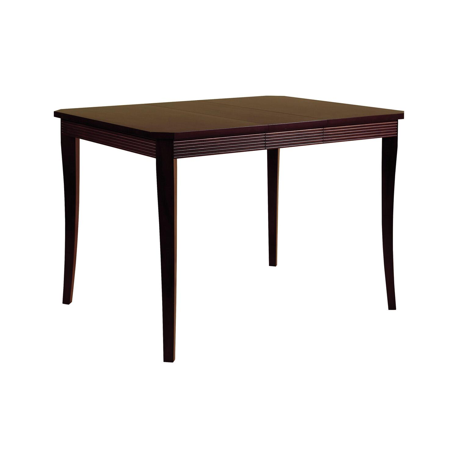 Lane urbana counter height table by oj commerce 754 74 for Table urbana but