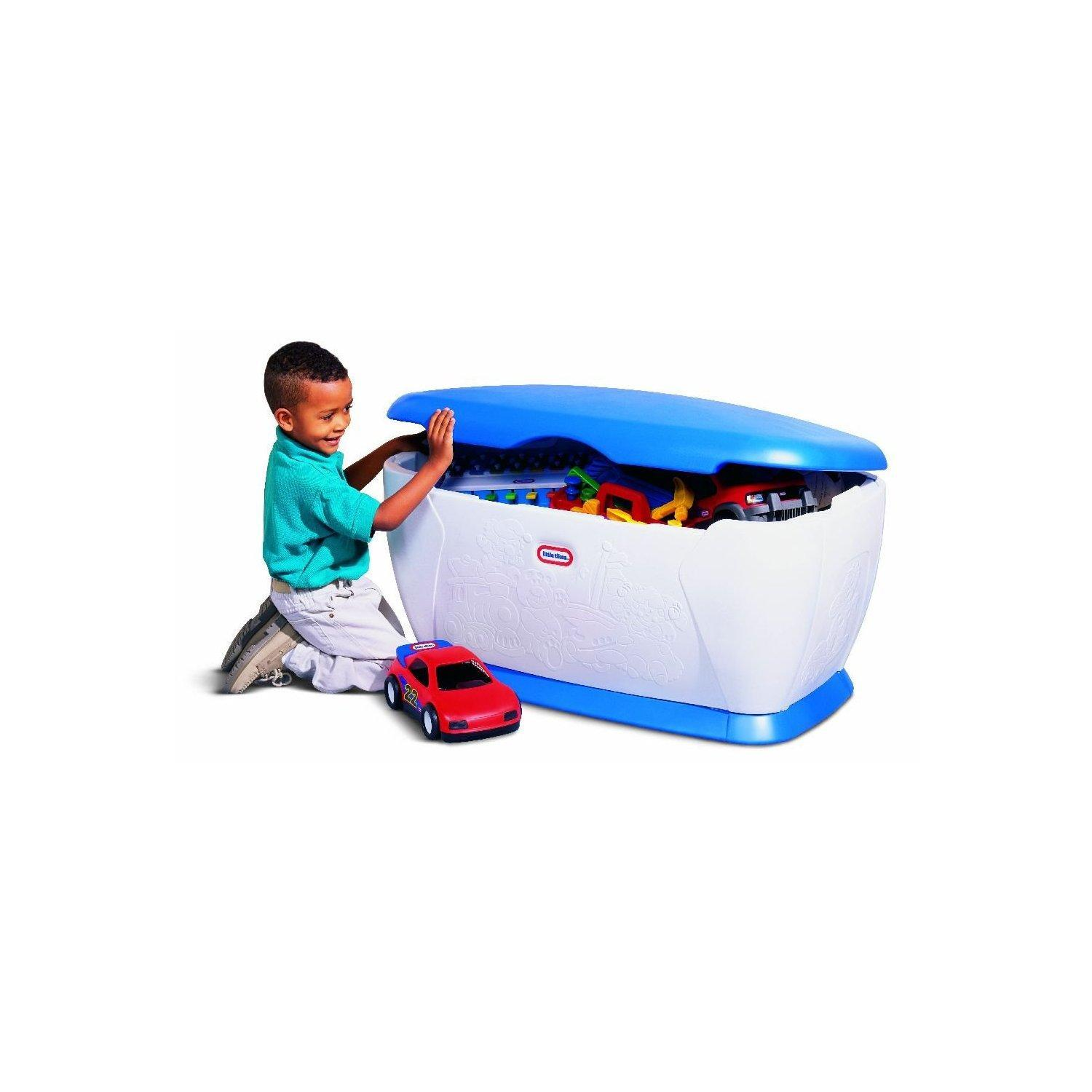 Little Tikes Giant Toy Chest by OJ Commerce $124.99