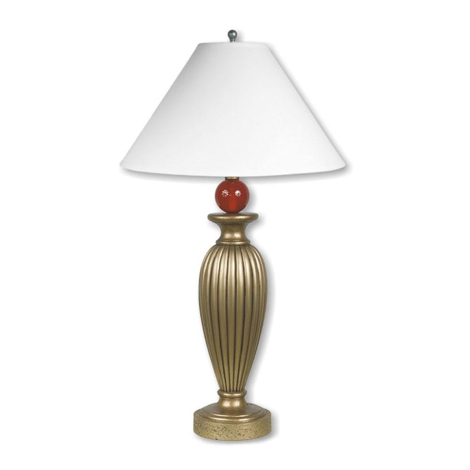 ORE International Antique Table Lamp By OJ Commerce 8189A