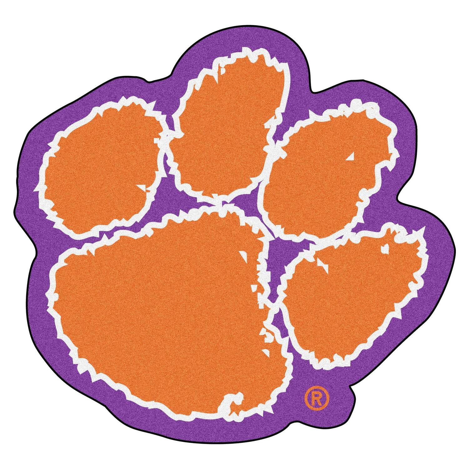Displaying 19> Images For - Clemson Logo...