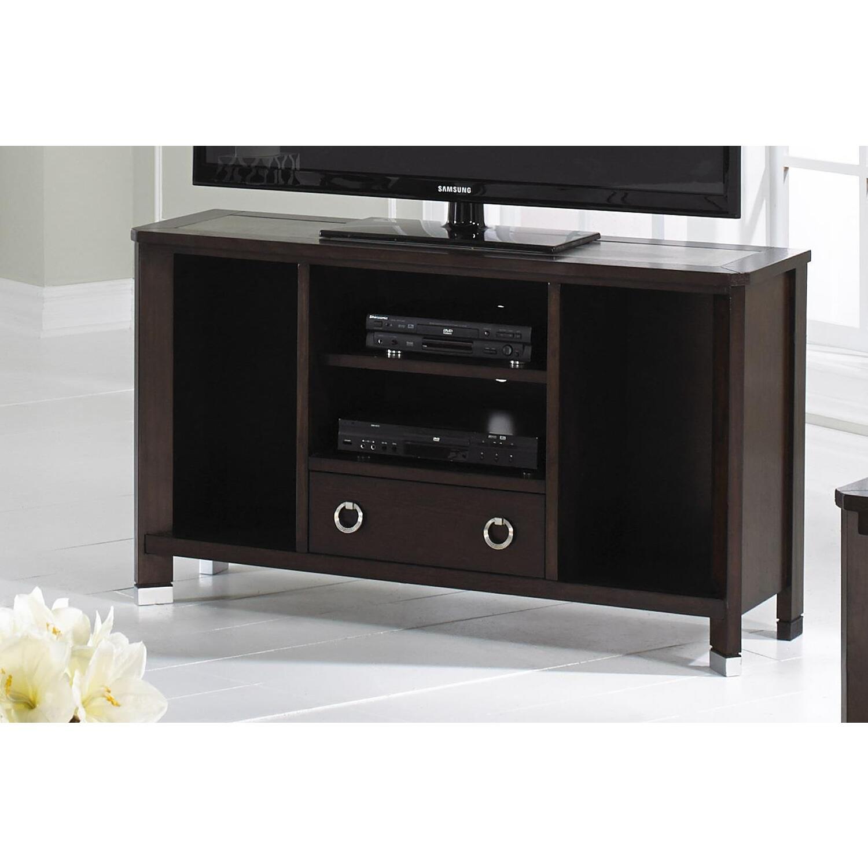 Jackson Furniture Malibu Tv Console Table By Oj Commerce