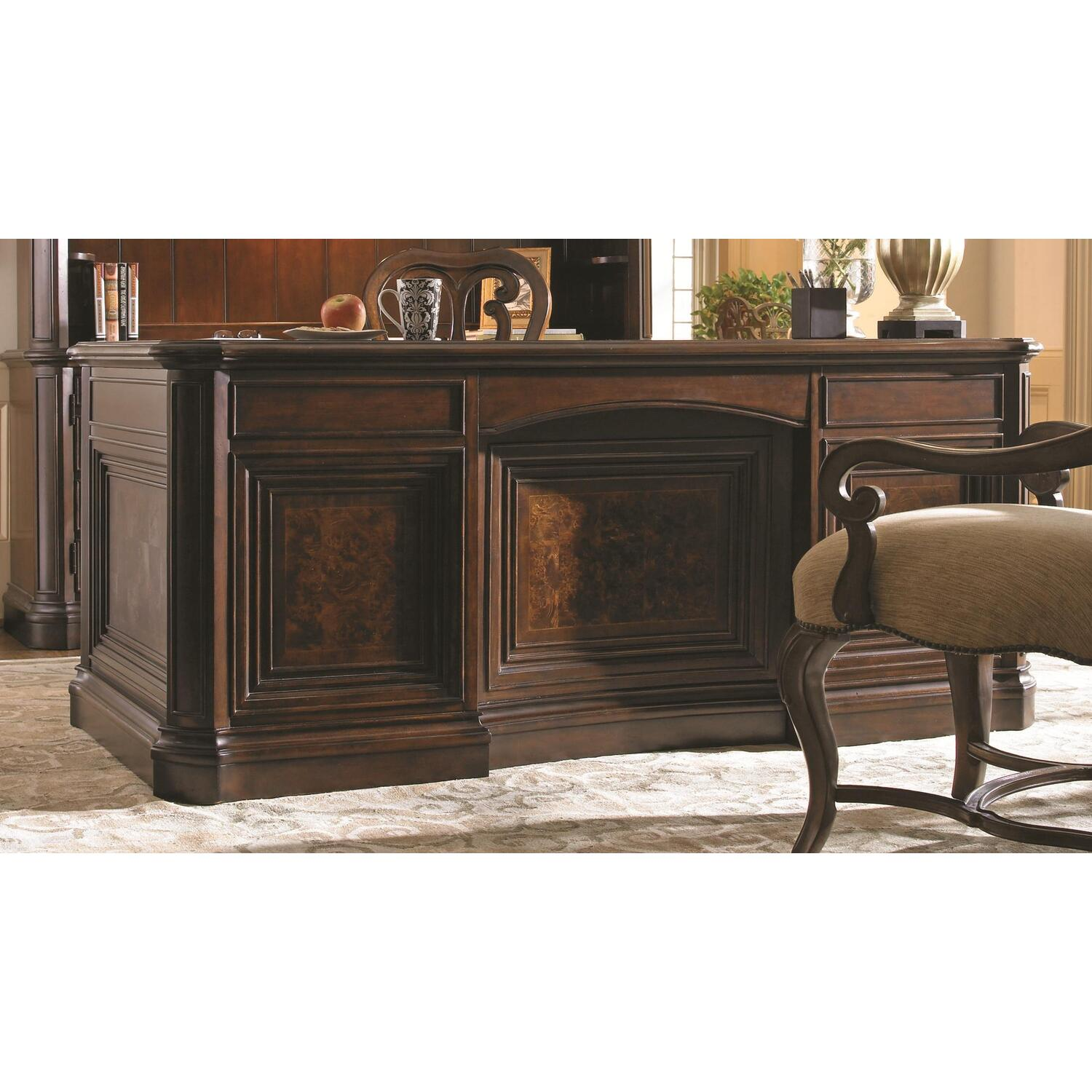 An Executive Desk Is The Desk Of Selection For Those Who Work From