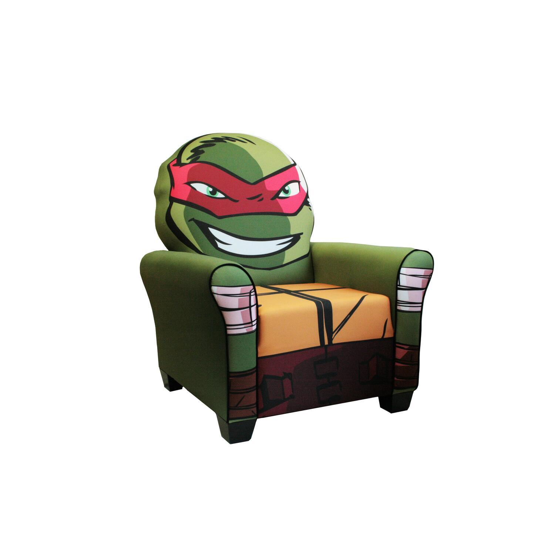 Warner Brothers Teenage Mutant Ninja Turtles Adult Chair