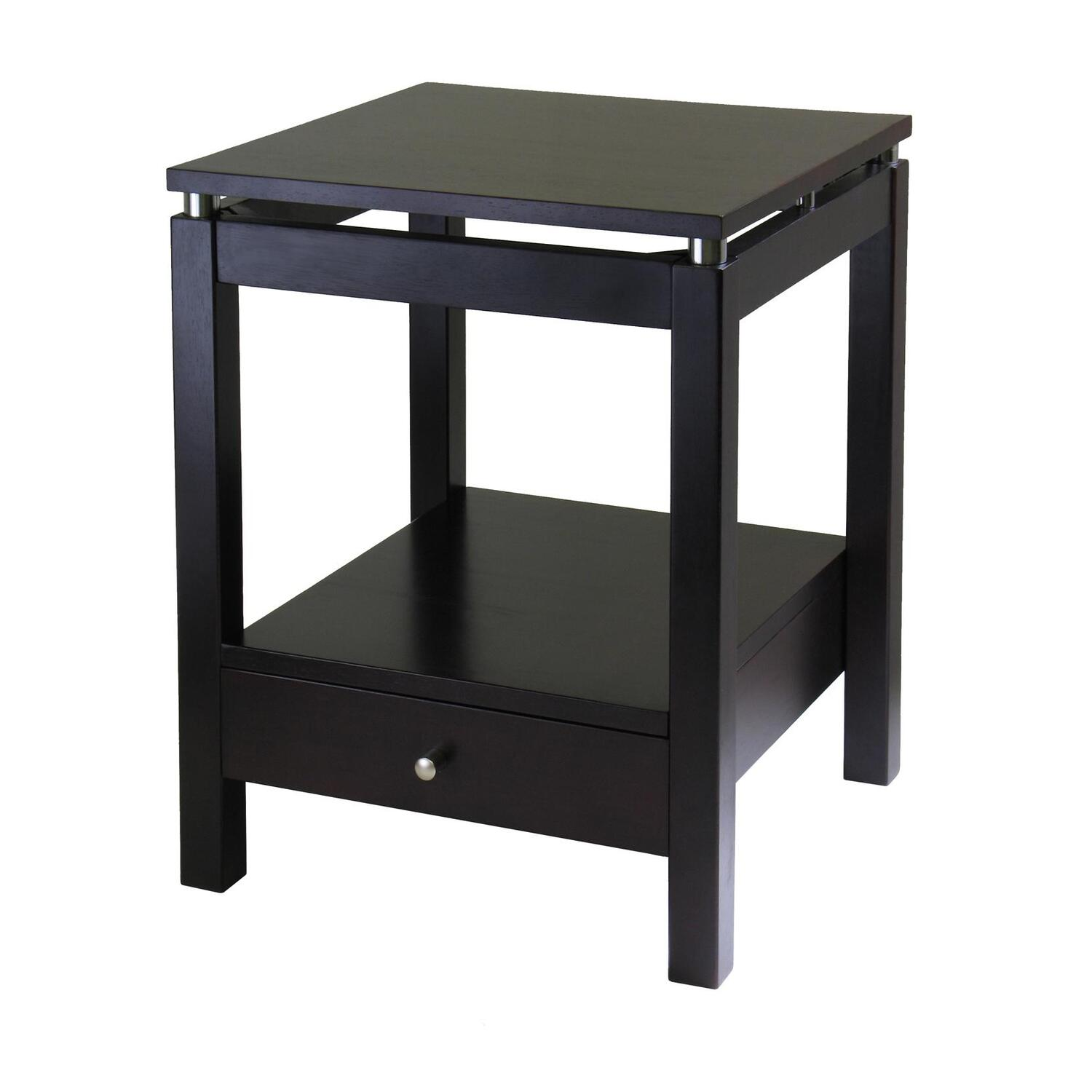 Winsome Linea Night Stand By Oj Commerce 92919 158 99