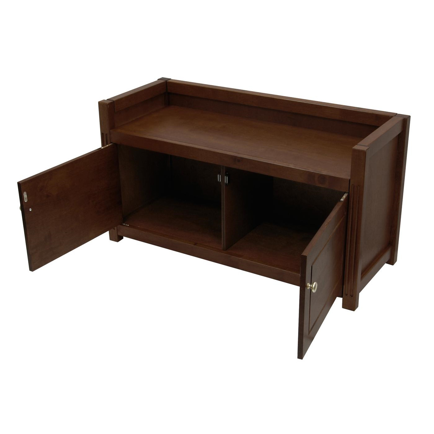 Winsome Regalia Bench With Storage By Oj Commerce 94040a