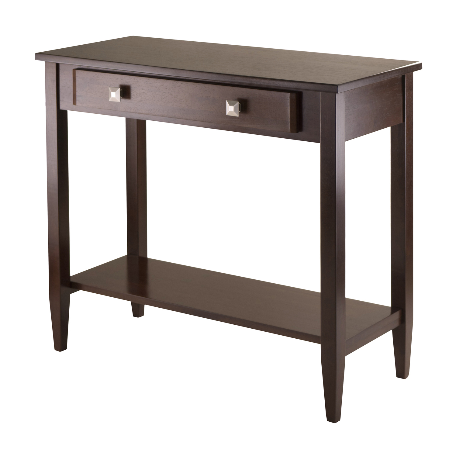 Hallway Console Table : ... living room furniture tables sofa console tables winsome wood
