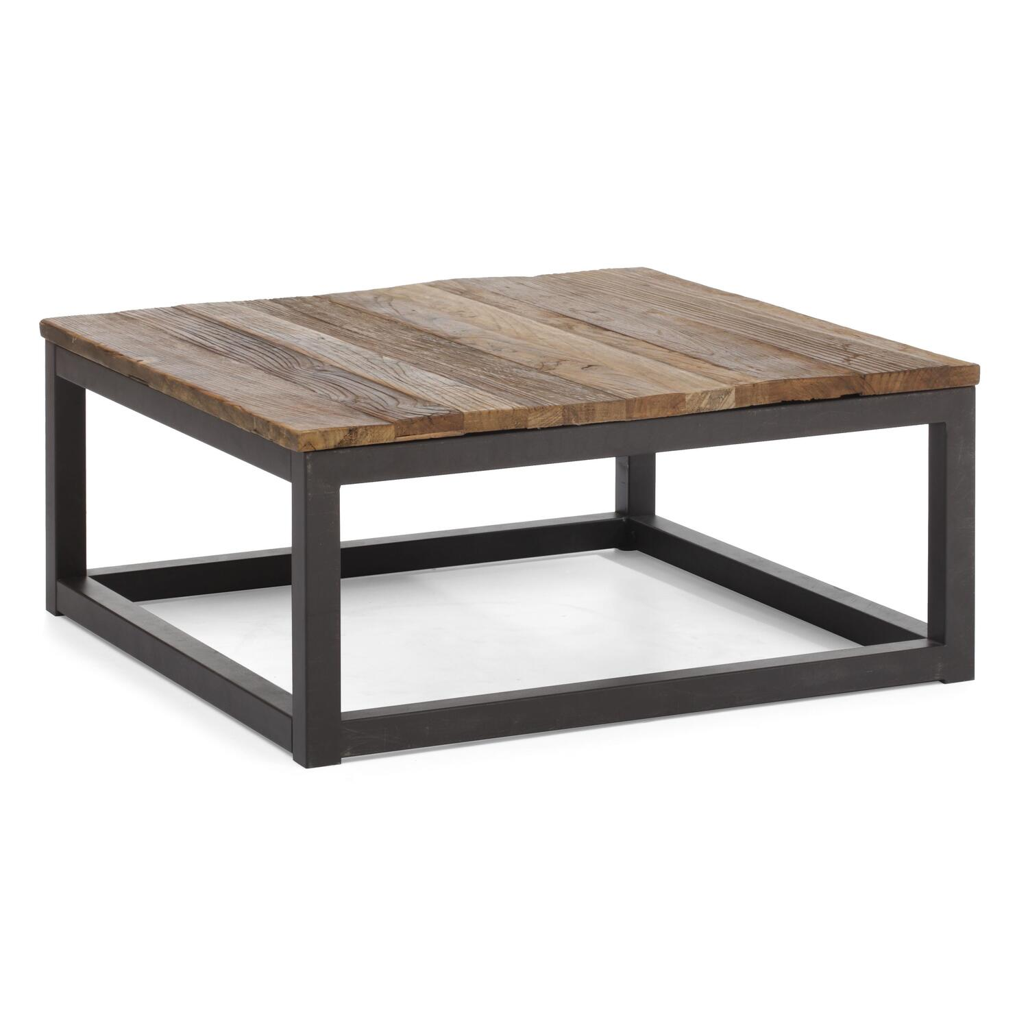 Zuo Modern Civic Center Square Coffee Table By Oj Commerce 98122