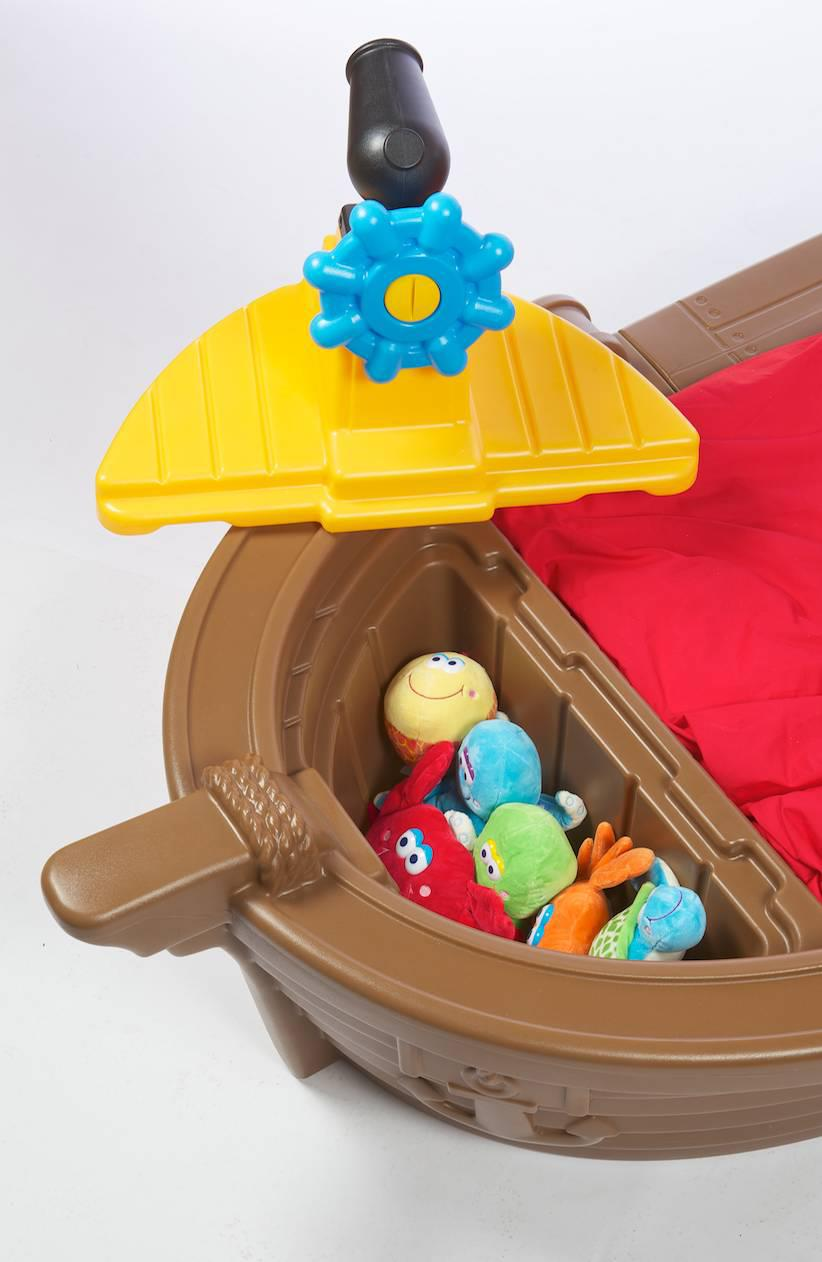Little Tikes Little Tikes Pirate Ship Toddler Bed By OJ
