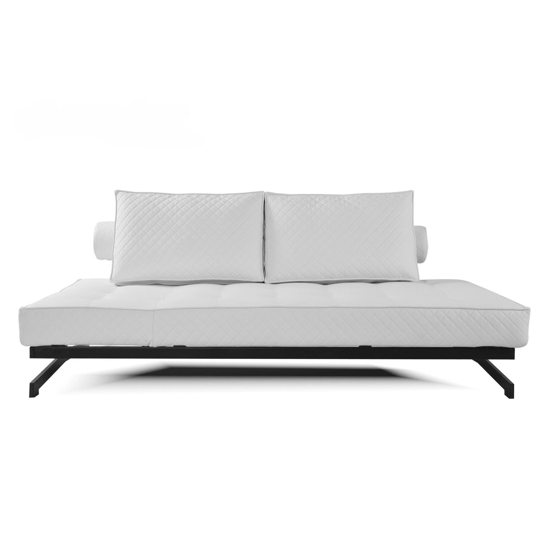 abbyson living convertible euro sofa lounger by oj. Black Bedroom Furniture Sets. Home Design Ideas