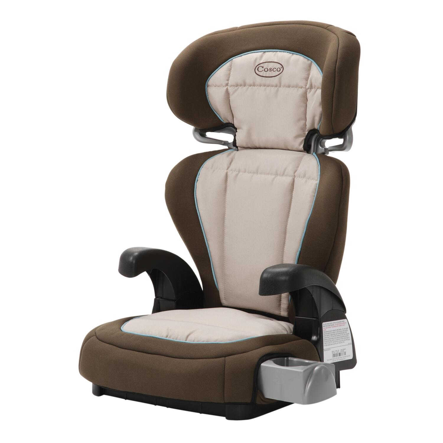 how to install cosco pronto booster seat