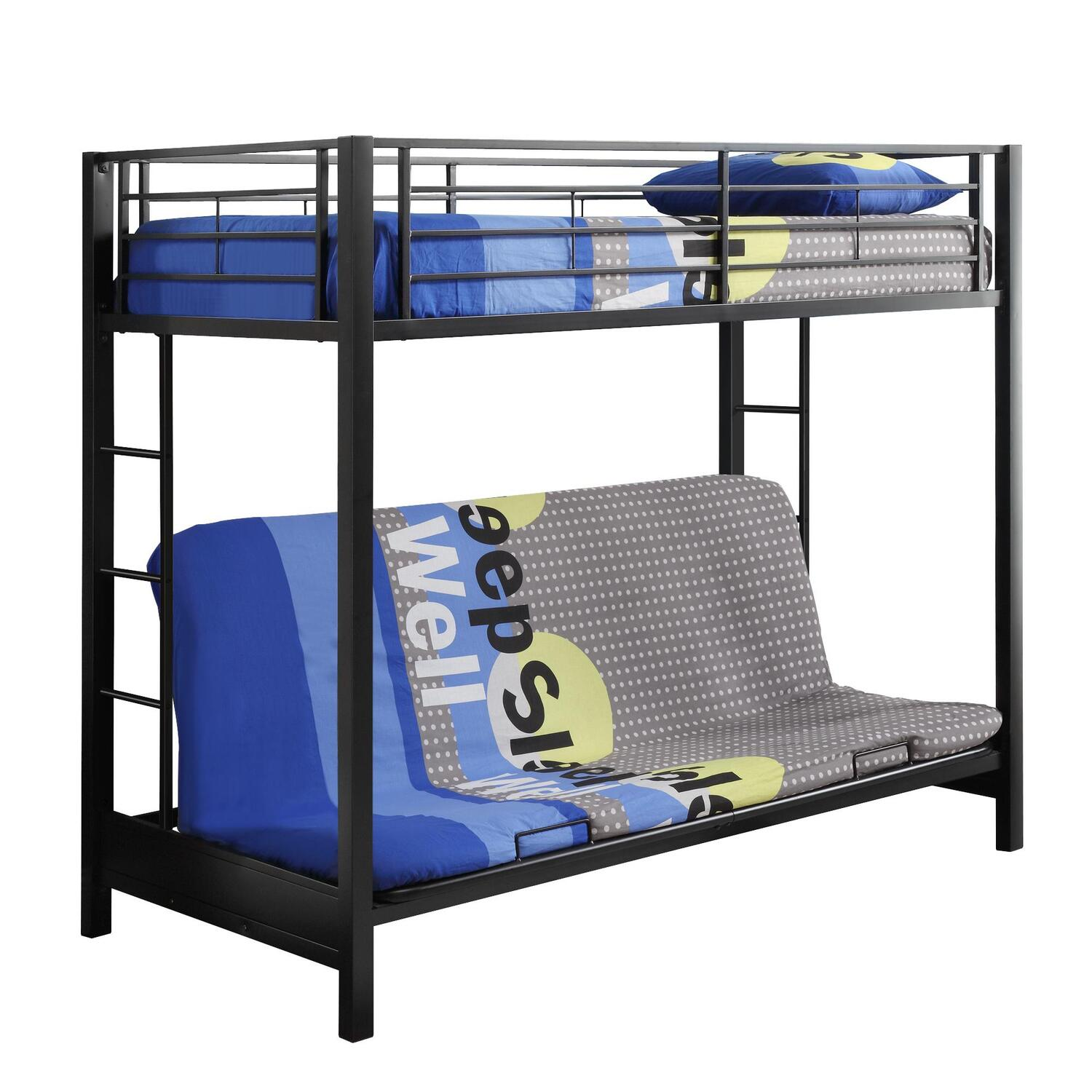 Full Size Metal Loft Bed Assembly Instructions