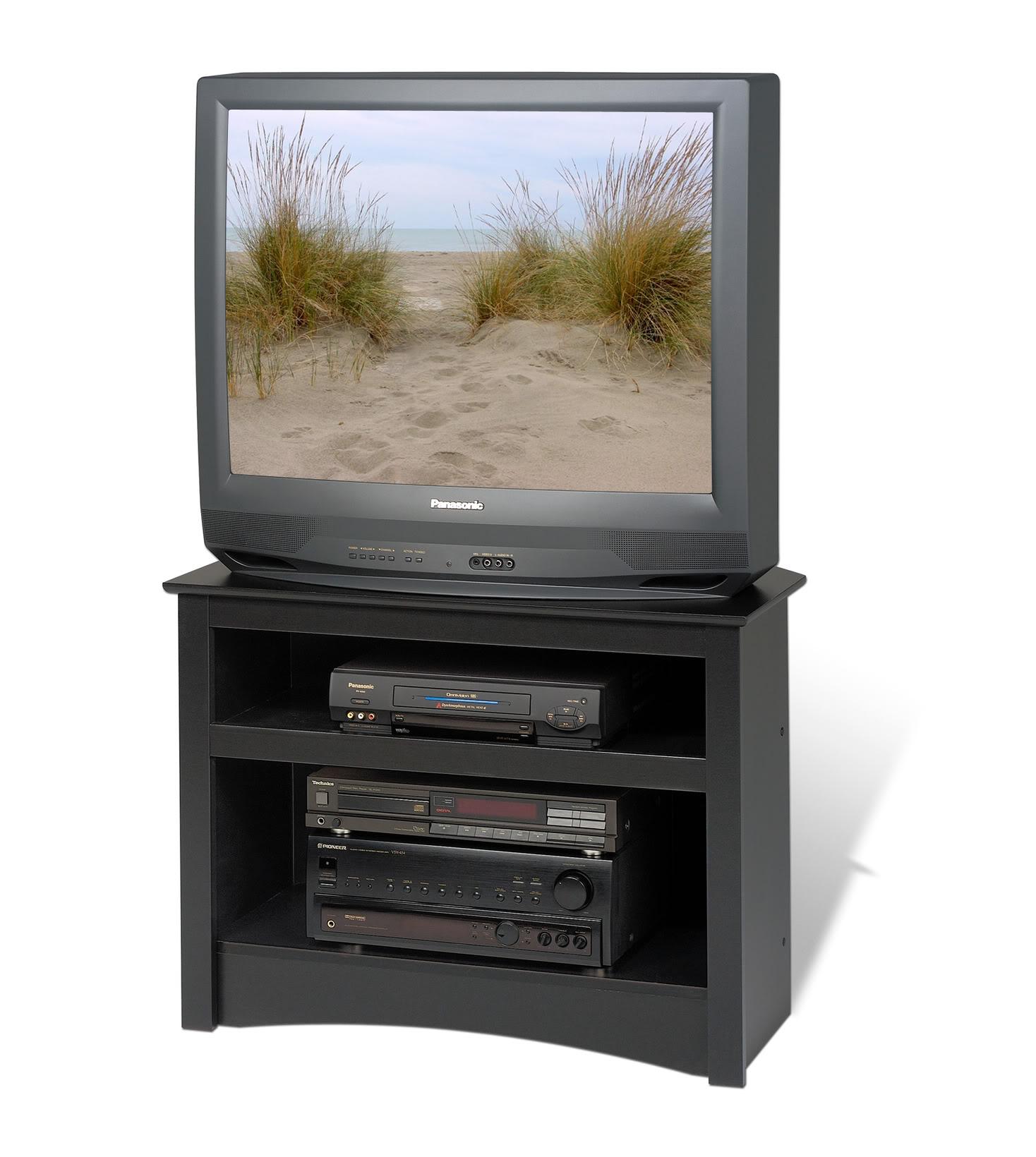 prepac sonoma corner tv stand by oj commerce btv 3224. Black Bedroom Furniture Sets. Home Design Ideas