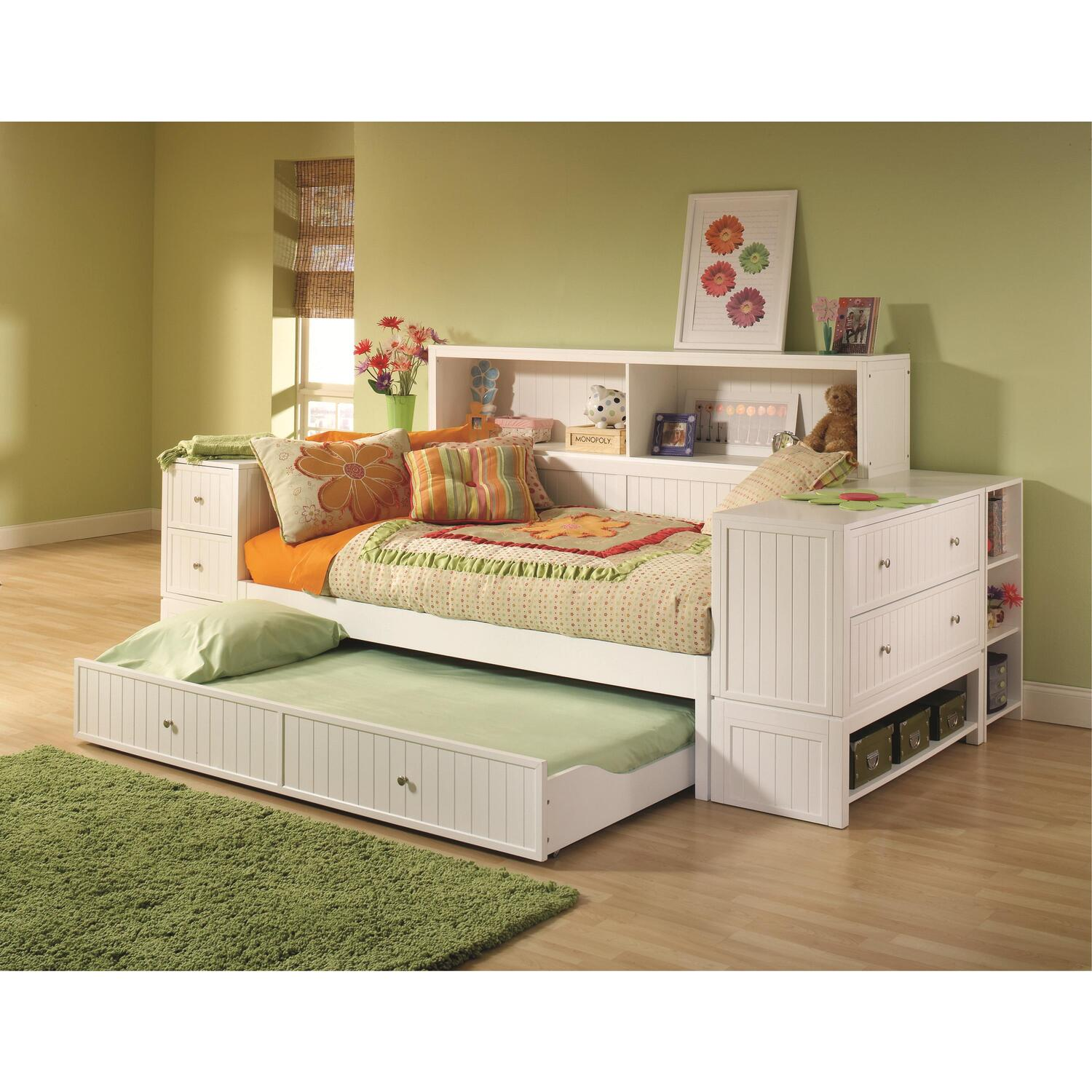 Hillsdale Furniture Cody Youth Bedroom - Bookcase Daybed ...