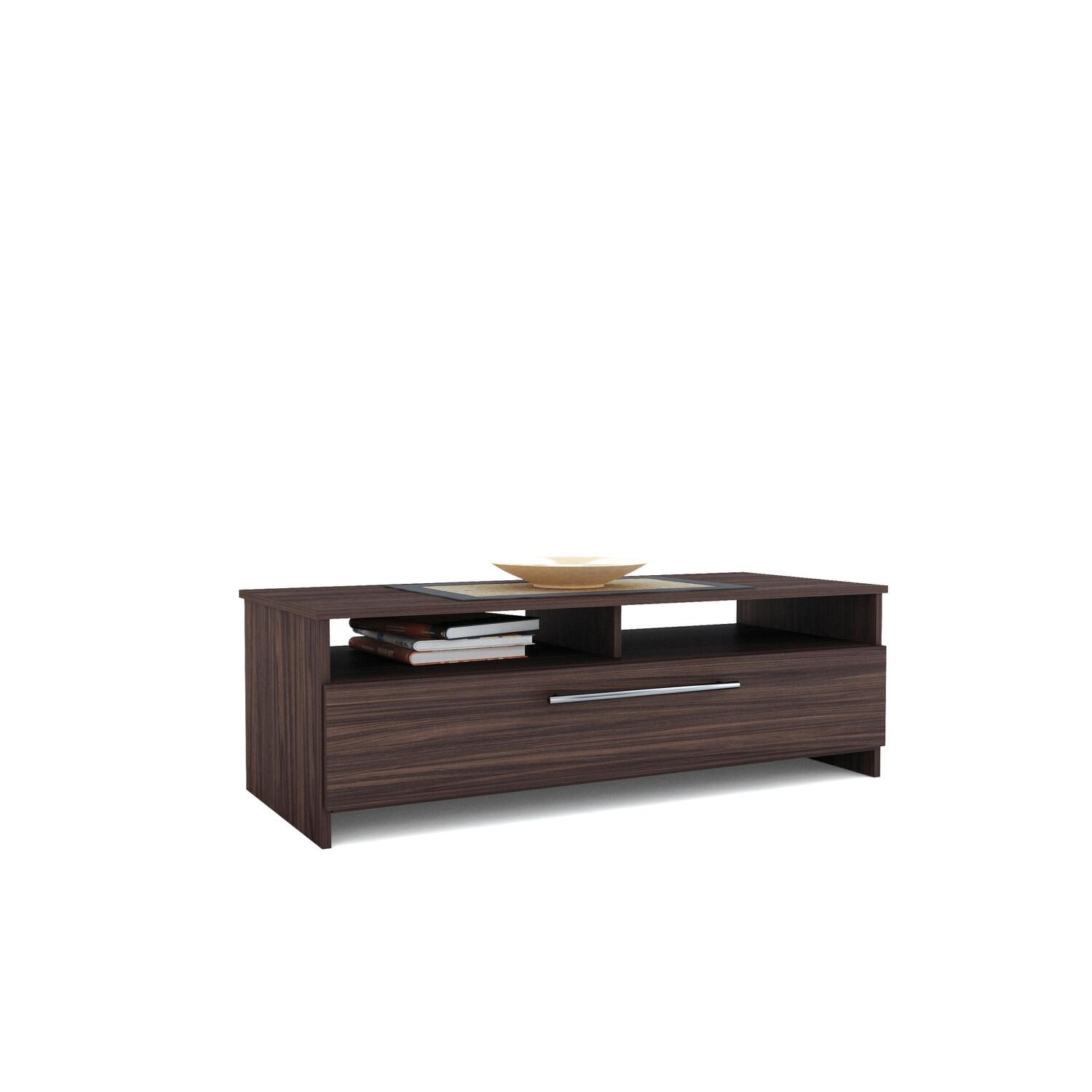 Sonax Woodland Coffee Table With Pull Down Door By Oj Commerce Ct 8188