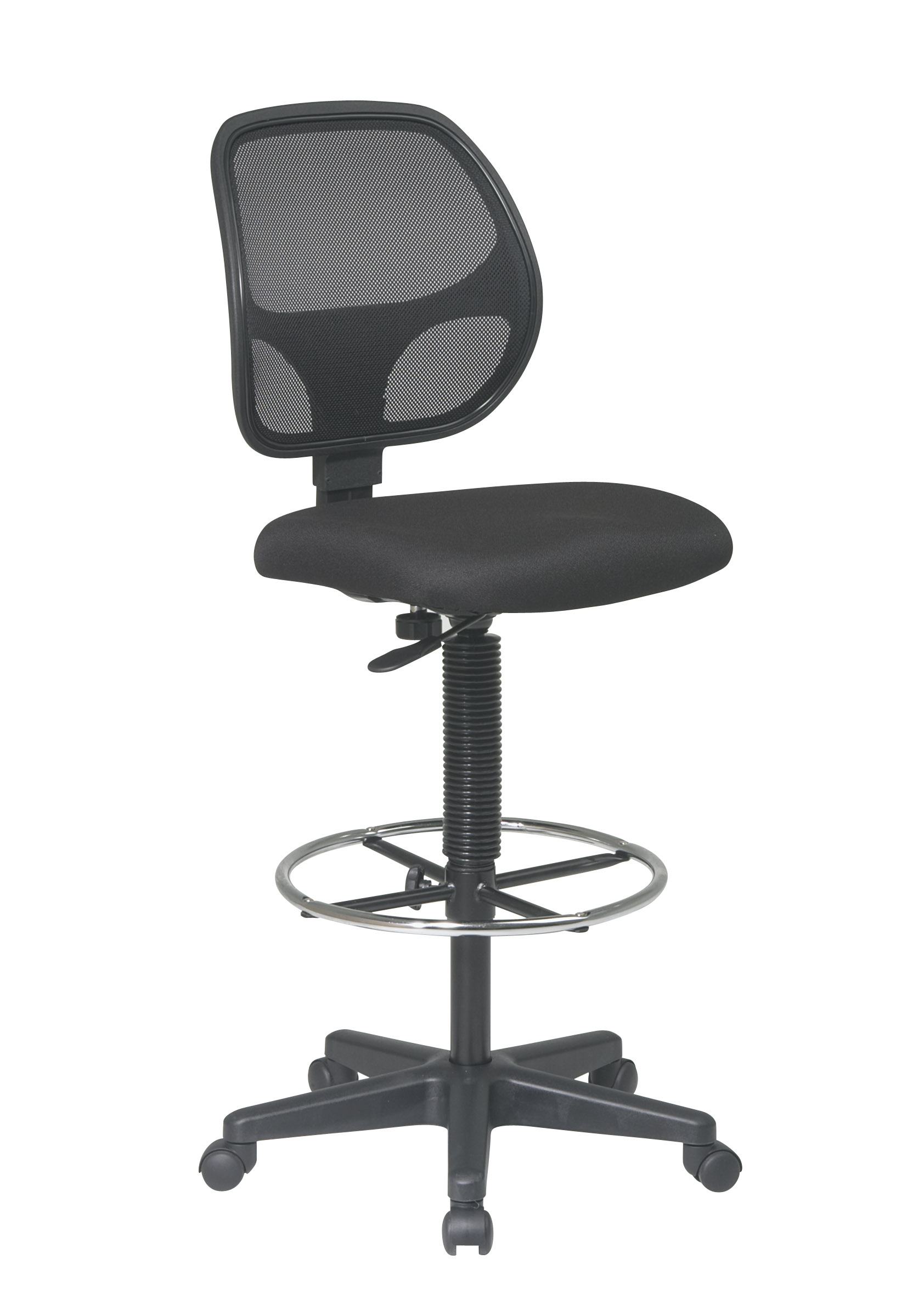 Office Star Deluxe Mesh Back Drafting Chair By OJ Commerce DC2990