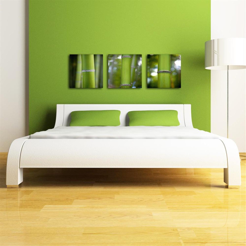 Art Décor: Platin Art Deco Glass Wall Decor