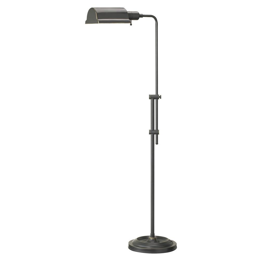 Dainolite adjustable height floor lamp by oj commerce for Dainolite 7 light floor lamp