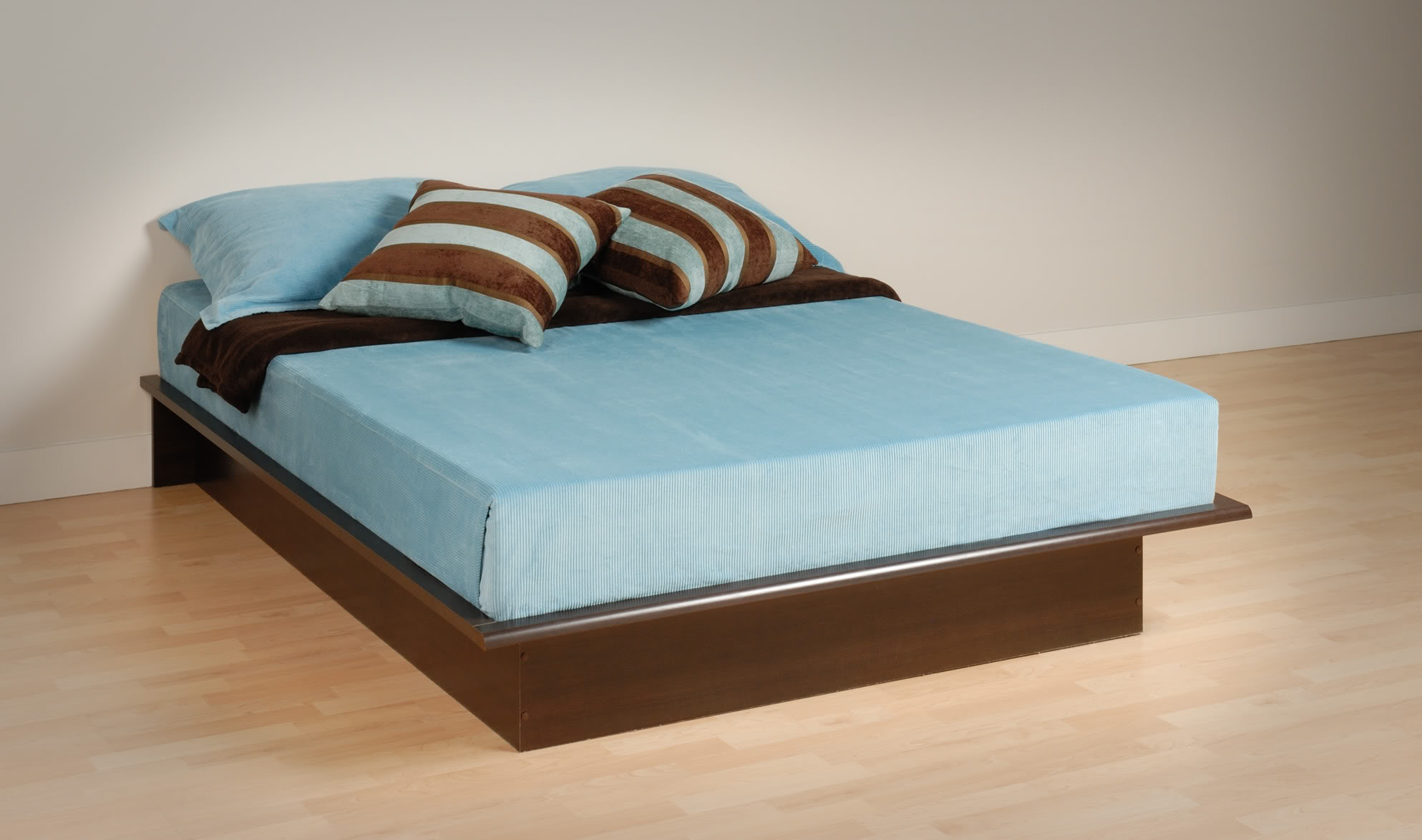 Prepac Double Full Platform Bed By Oj Commerce