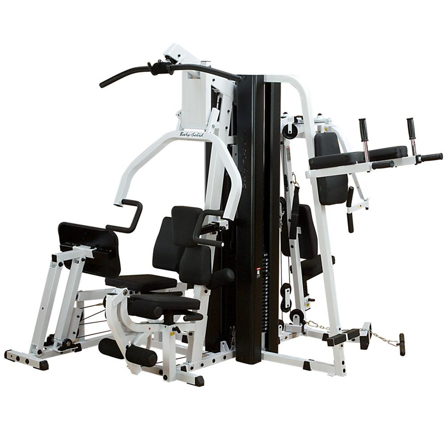 Body solid double stack home gym by oj commerce