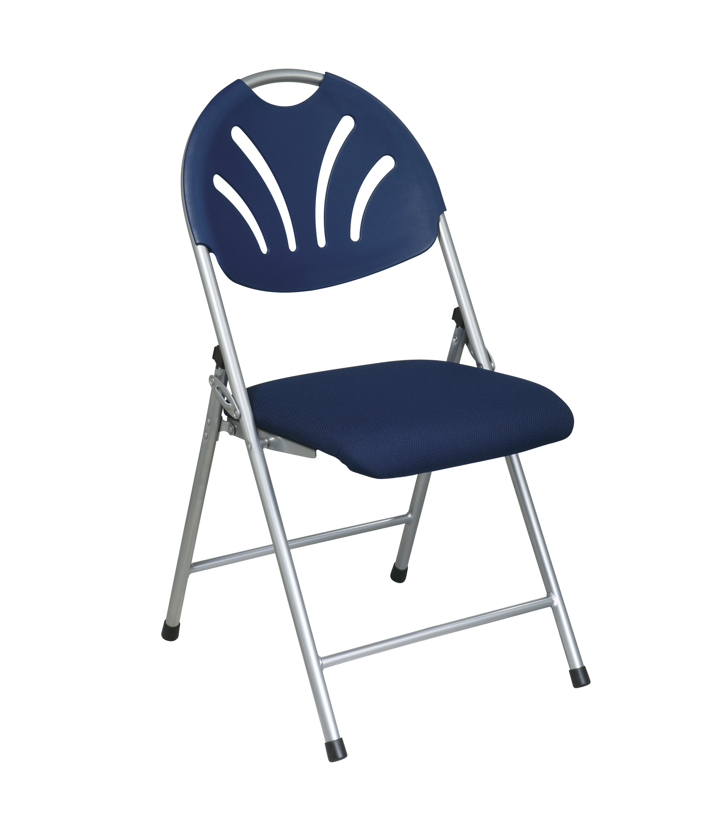 fice Star Folding Chair with Fabric Seat by OJ merce $124 48 $203 99