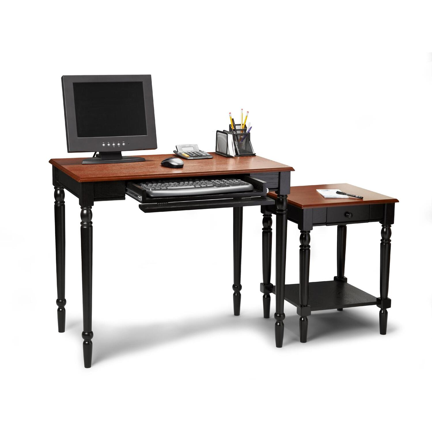 Convenience Concepts French Country Desk Set By Oj