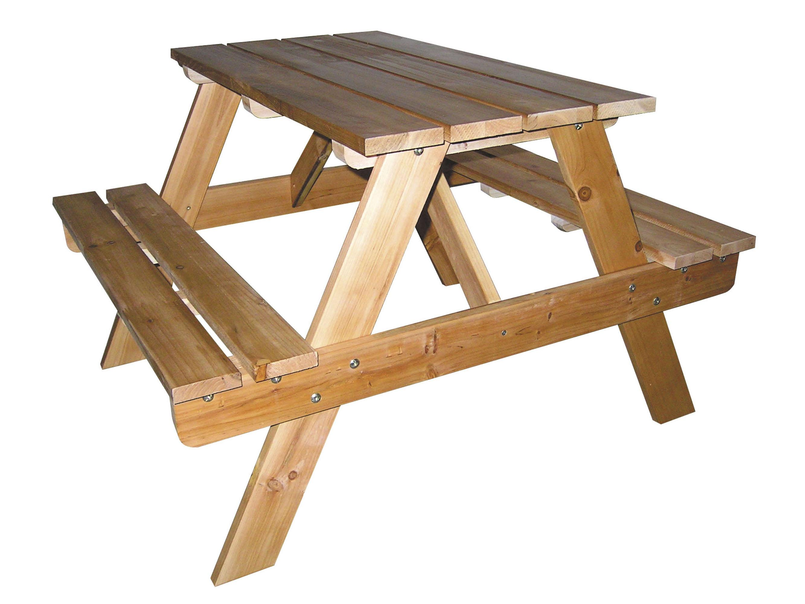 Ore International Kids Indoor Outdoor Picnic Table By Oj Commerce H 63