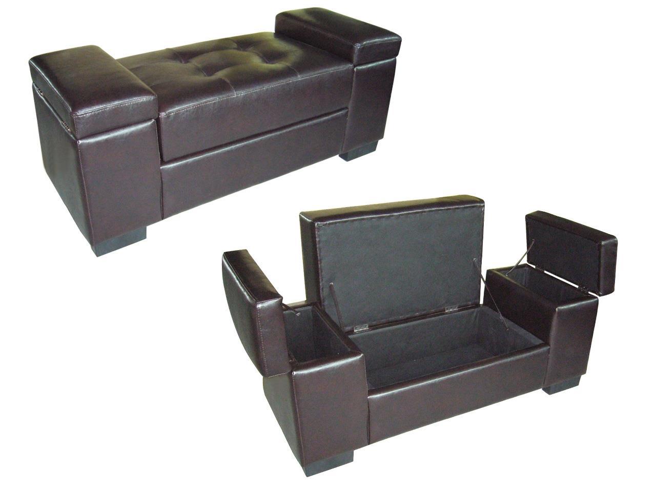 Ore International Black Storage Bench By Oj Commerce Hb4242
