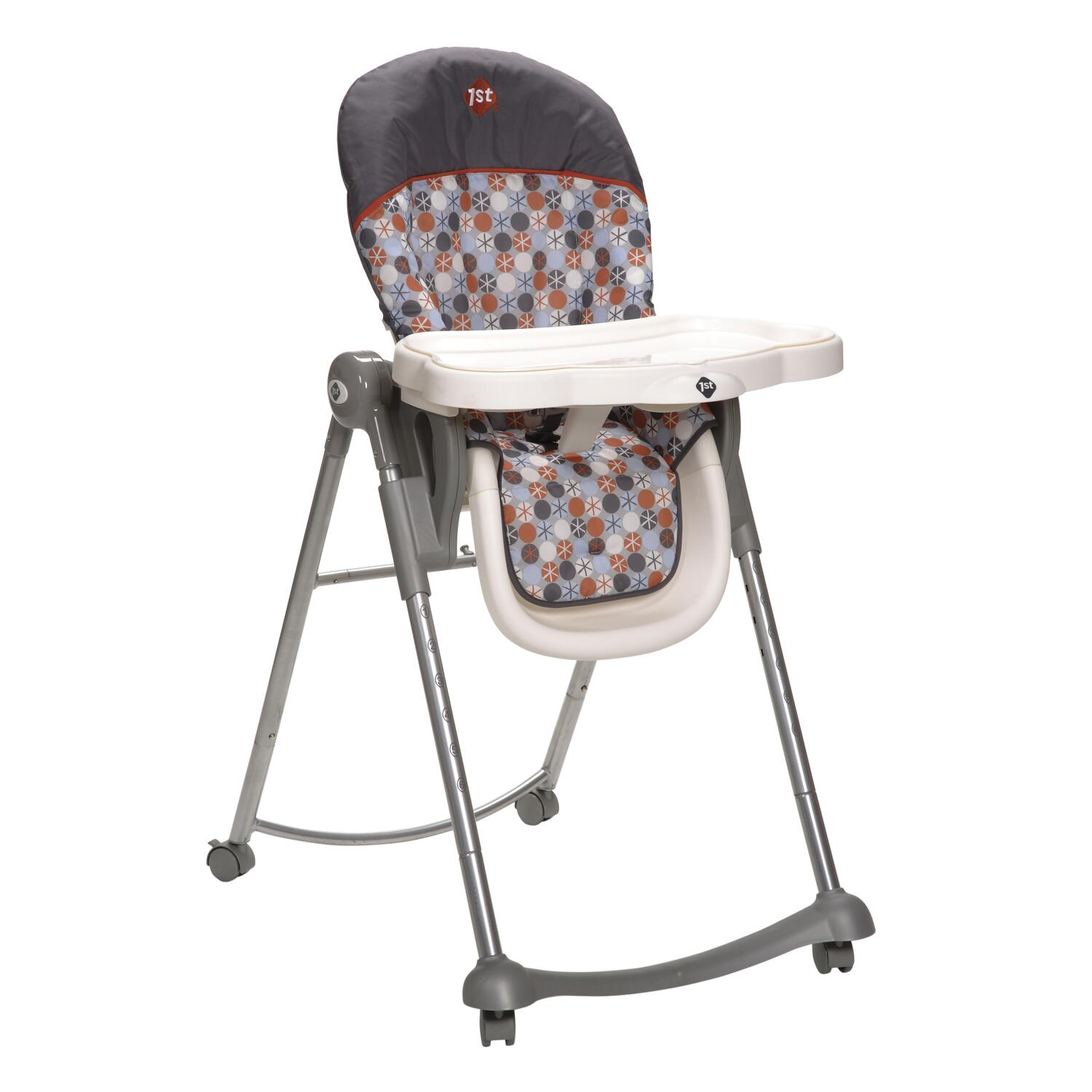 Safety 1st Safety 1st Adap Table High Chair Cosmos Storm