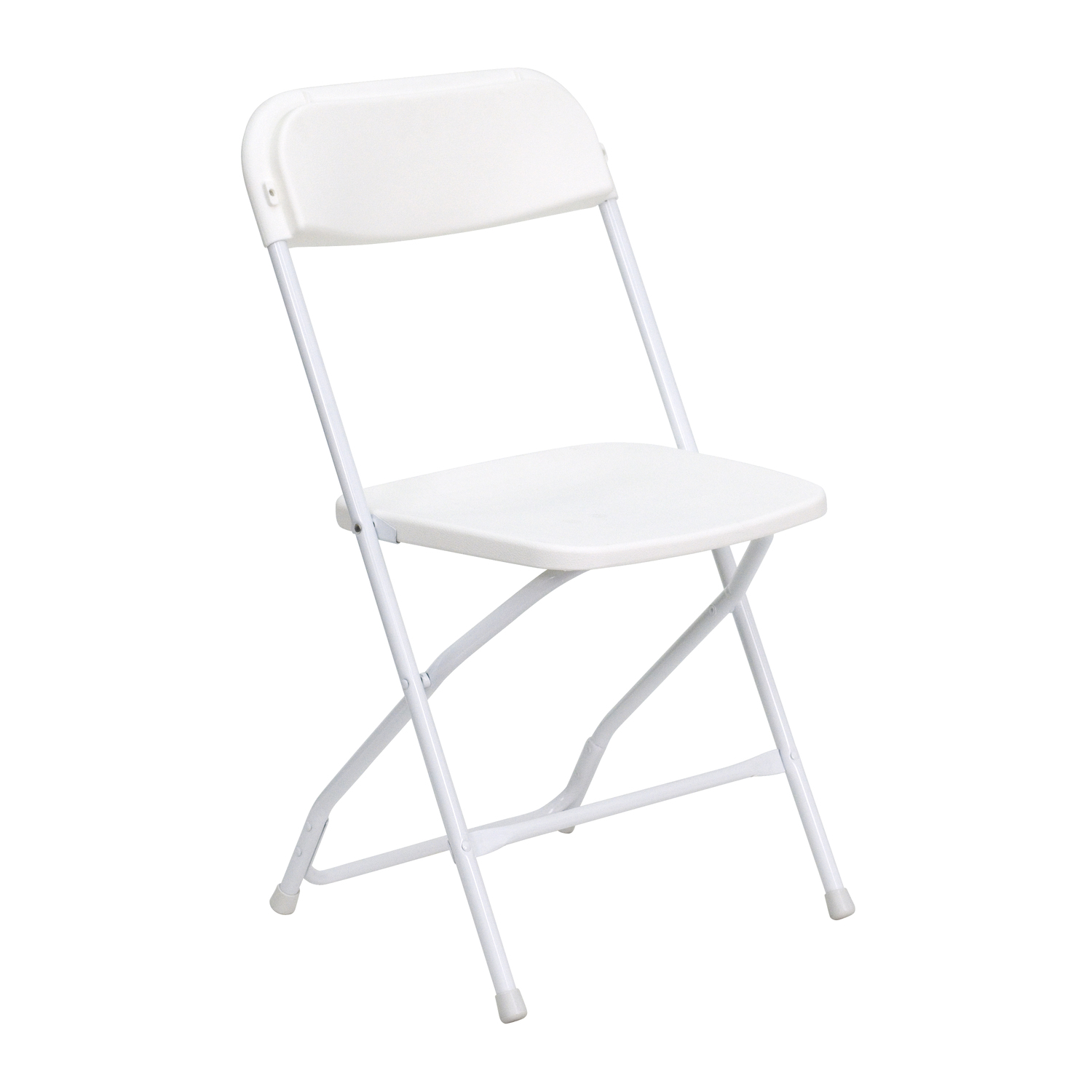 Flash Furniture Premium Plastic Folding Chair By OJ Commerce