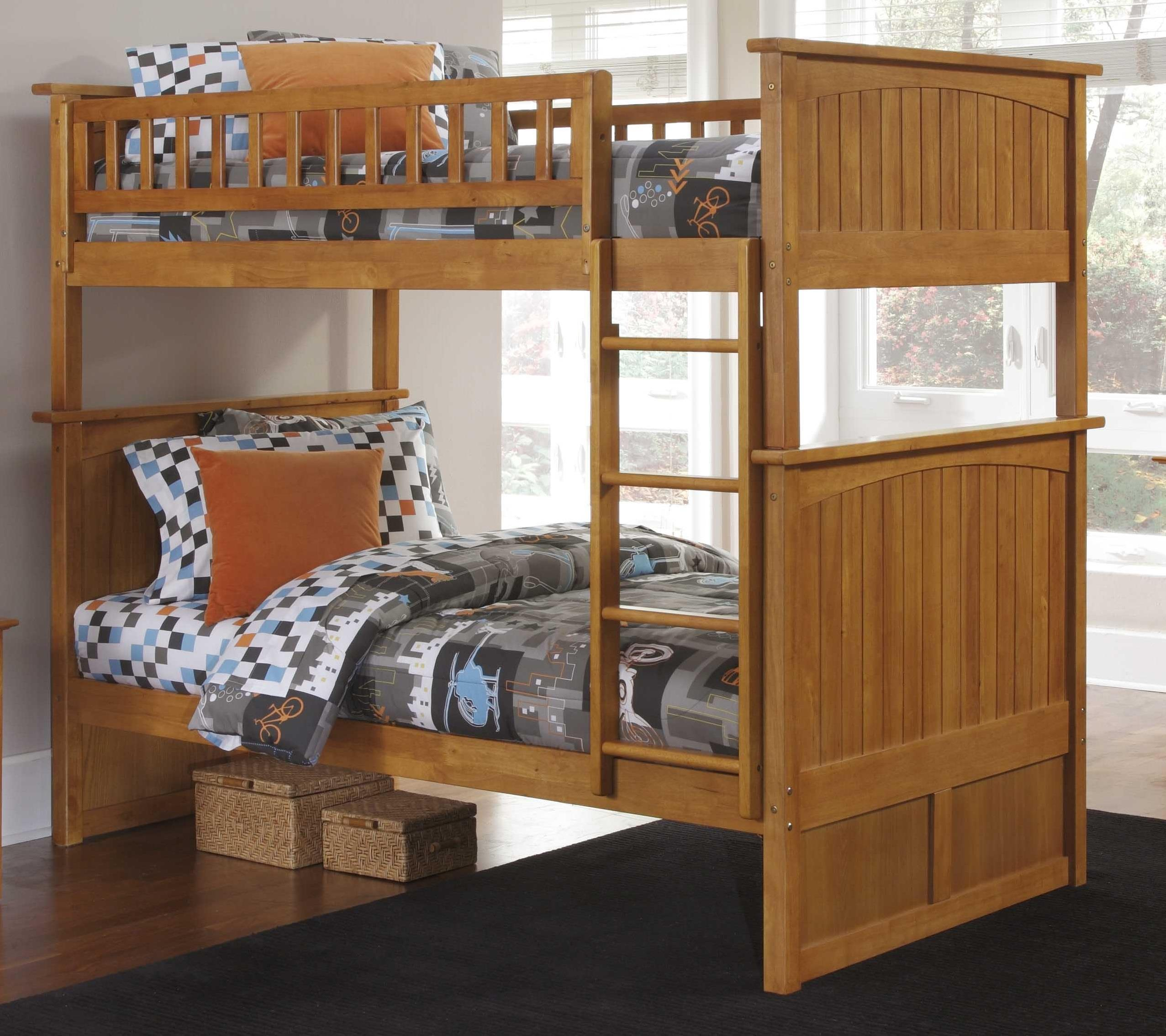 Atlantic Furniture Nantucket Bunk Bed By Oj Commerce 1