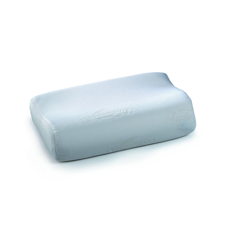 dreampur contour memory foam pillow by oj commerce vdrm008. Black Bedroom Furniture Sets. Home Design Ideas
