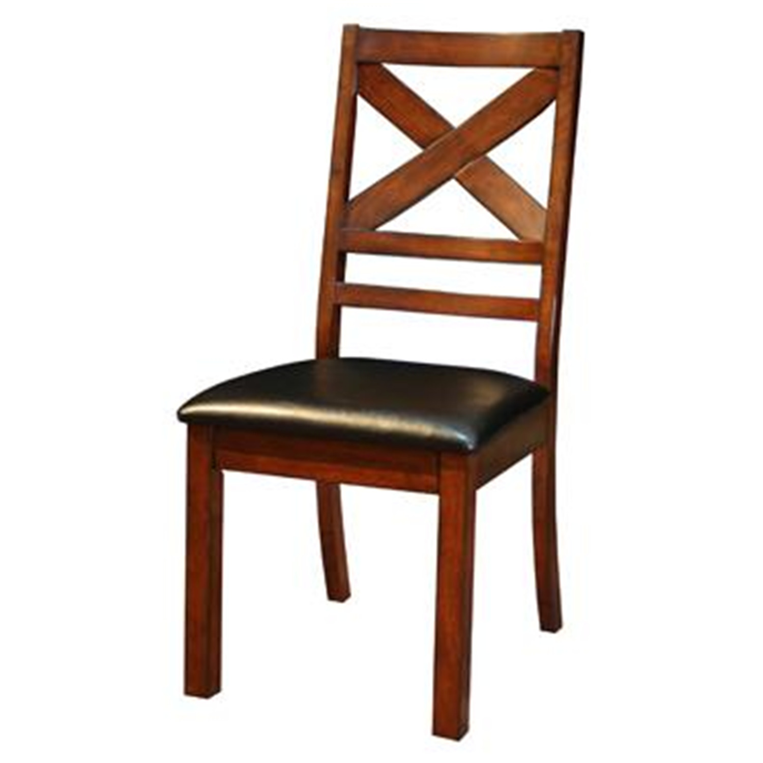 powell hempstead quot cherry quot dining side chair 18 quot seat