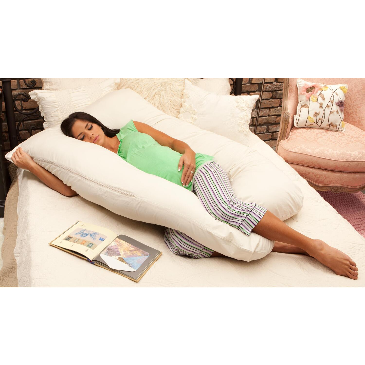 Best Pregnancy Body Pillow Maternity Pillow For Pregnant