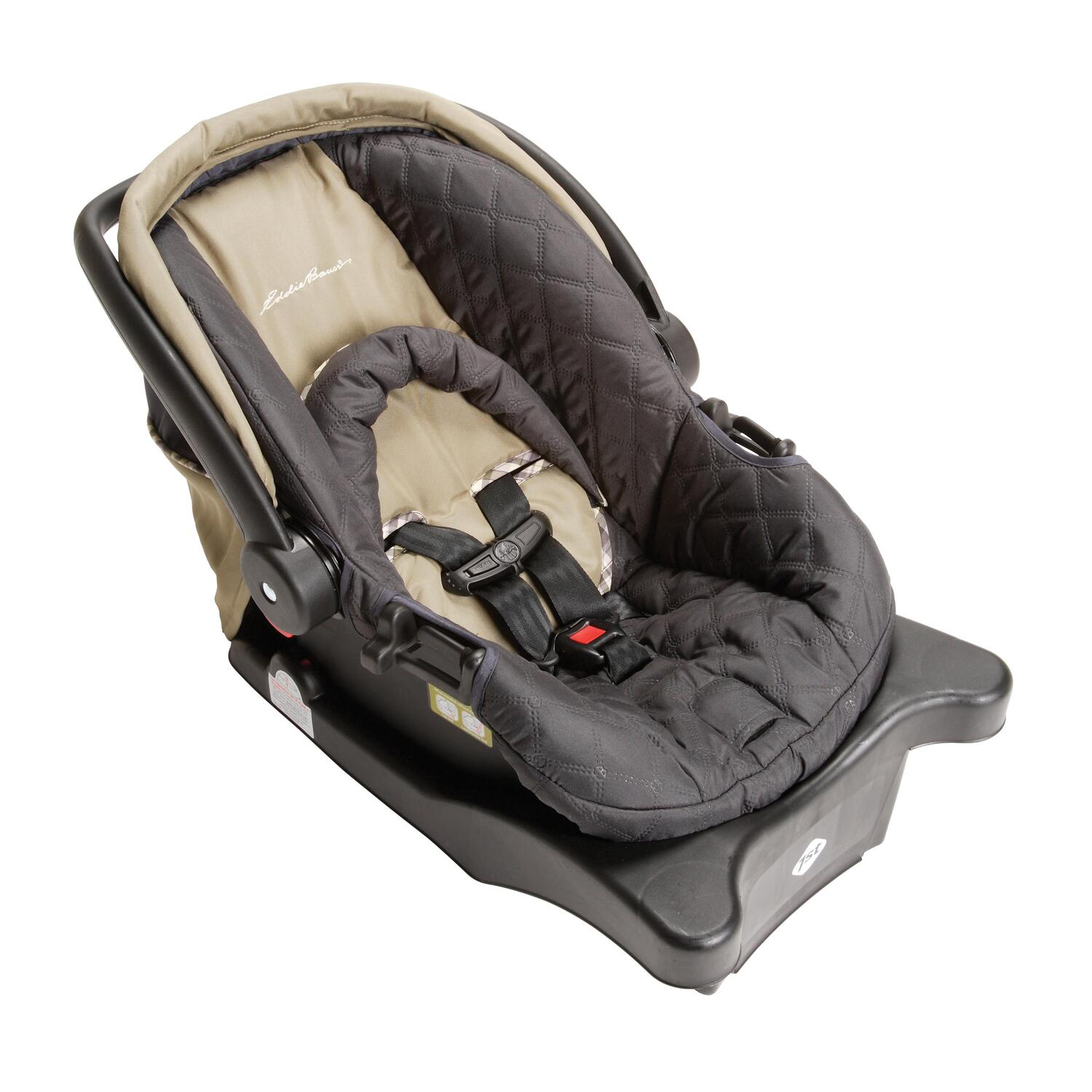 Eddie Bauer Surefit Infant Car Seat Base Taupe
