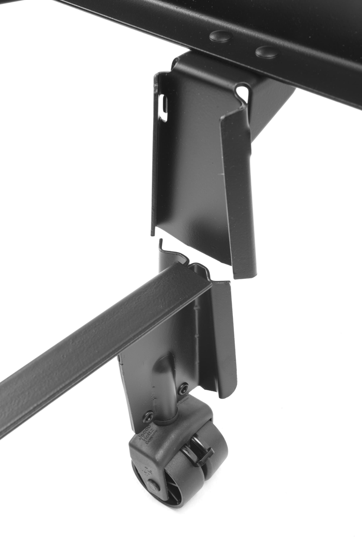Leggett Amp Platt Inst A Matic Bed Frame With Rollers By Oj