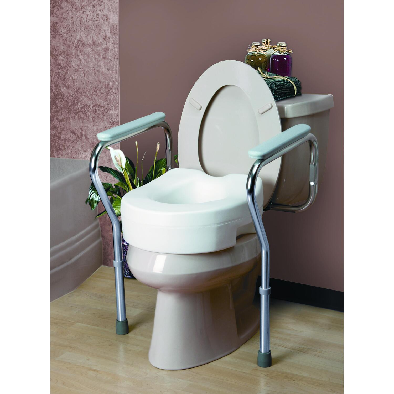 Invacare Toilet Safety Frame 32 99 46 94