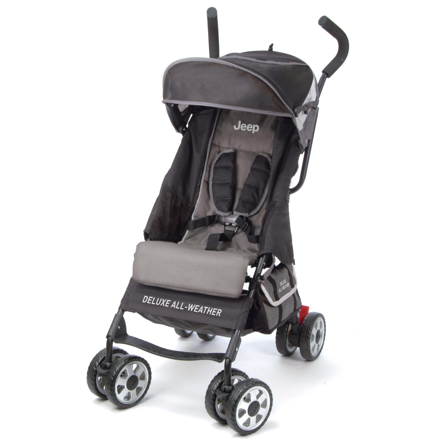 Jeep Jeep Wrangler Rubicon All-Weather Stroller by OJ Commerce JU017-XCR1 - $131.99