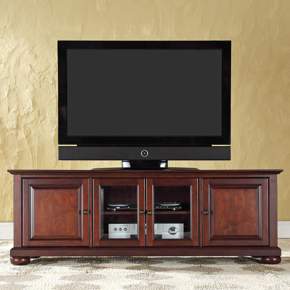 Crosley Alexandria 60 Low Profile TV Stand By OJ Commerce